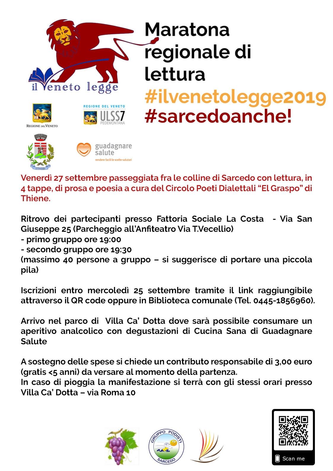 Calendario Marce Veneto.In Evidenza Gruppo Podisti Il Sorriso Sarcedo